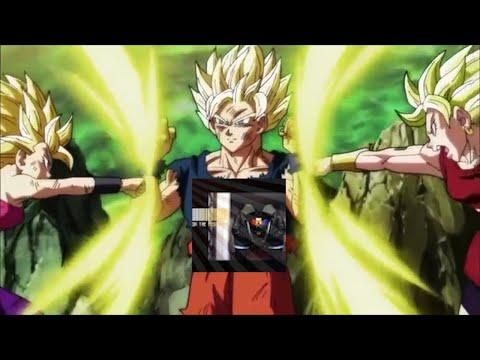 Dragon Ball Super AMV #2 - Fierce Battle Against a Mighty Foe OST