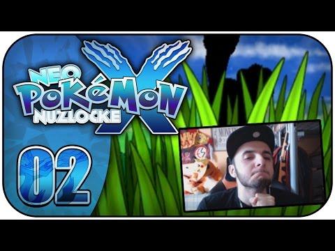 Eine schicksalshafte Begegnung! - Pokémon Neo X / Neo Y Nuzlocke Challenge #02