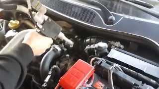 Kuru buz ile oto temizliği-kurubuz la araç temizliği demo