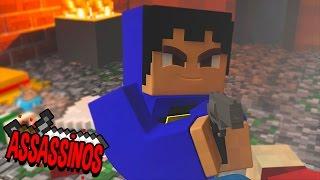Minecraft: INTRO ASSASSINOS! (Minecraft Animation)