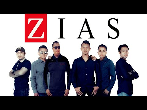 ZIAS BAND-KU CINTA (LIVE ON TV)