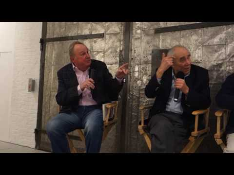 PHILIP GUSTON Laughter in the Dark, and Panel Discussion at HAUSER & WIRTH Part 2