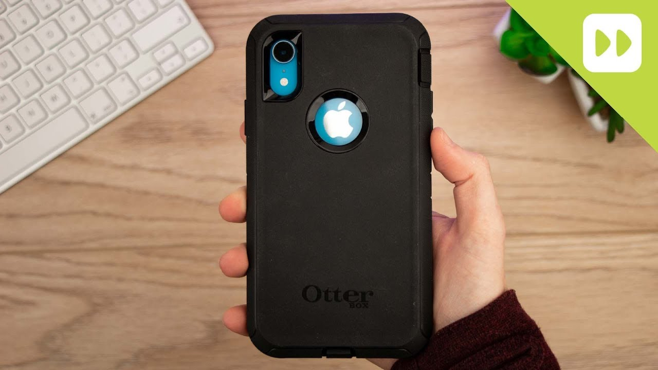 various colors f2a42 e3a38 OtterBox Defender iPhone XR Case Review
