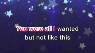 Taylor Swift - All You Had To Do Was Stay (Karaoke and Lyrics Version)