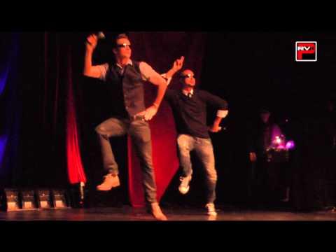 Rob Hoffman Cris Judd bring swag to Gangnam Style at WDA '12