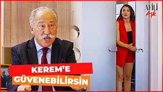 Ayşe, Muhsin Bey'e Kerem'i Savundu - Afili Aşk 12. Bölüm