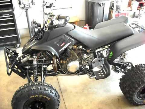 Yamaha Banshee Motor Oil