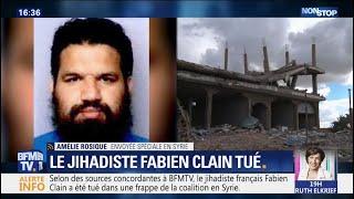 Fabien Clain tué :