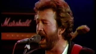Eric Clapton with Buddy Guy — Key To The Highway (Live, Ronnie Scott's, 1987)