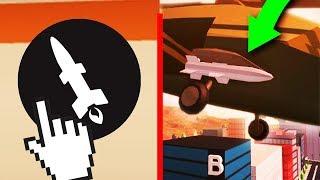 HELICOPTER MISSILE JAILBREAK UPDATE!! | Roblox Jailbreak
