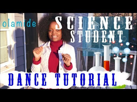 Olamide - Science Student Dance tutorial |julienneheart - YouTube