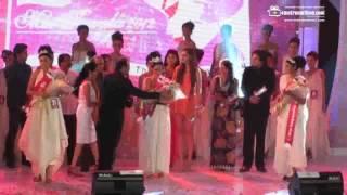 Miss Kerala 2012 Winner Deepthi Sati - Miss Kerala 2012 Crowning Video
