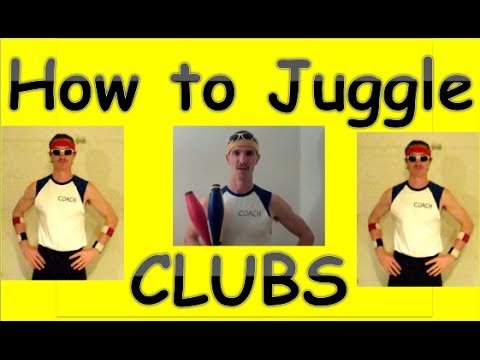 How to Juggle - Learn With Easy Video Instructions