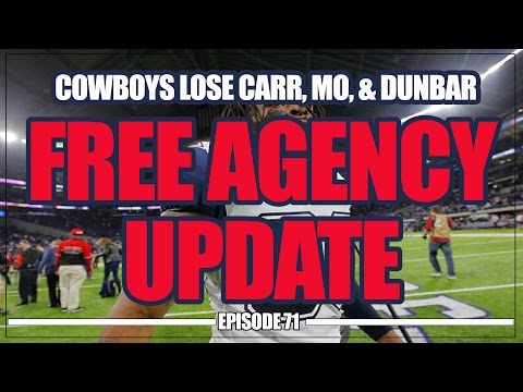 Dallas Cowboys Free Agency Update
