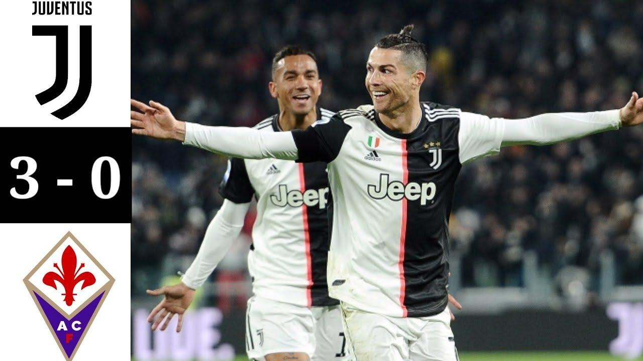 Juventus Vs Fiorentina   Hasil Liga Italia Seri A Italia