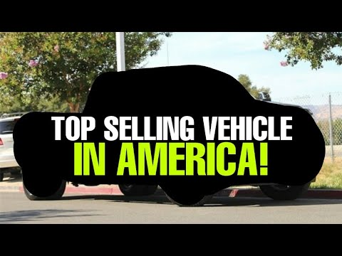 TOP SELLING VEHICLES IN AMERICA since 1977. Interesting for sure!
