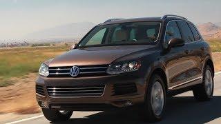 Обзор Авто Volkswagen Touareg 2014! Тест драйв, Интерьер, Екстер'єр!(Volkswagen Touareg — автомобиль нового поколения— без преувеличения можно назвать культовым внедорожником, котор..., 2014-03-27T22:04:27.000Z)