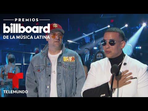 'Con Calma' de Daddy Yankee ft. Snow gana Canción del Año, Airplay | Premios Billboard 2020