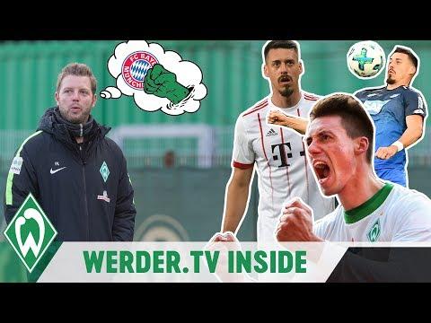 Kohfeldt hat Drei-Punkte-Plan & der dreifache Wagner | WERDER.TV Inside vor Bayern