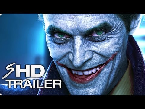 THE JOKER 2019   1 – Willem Dafoe, Martin Scorsese Joker Origin Movie HD Concept