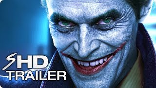 THE JOKER (2019) Teaser Trailer #1 - Willem Dafoe, Martin Scorsese Joker Origin Movie Concept