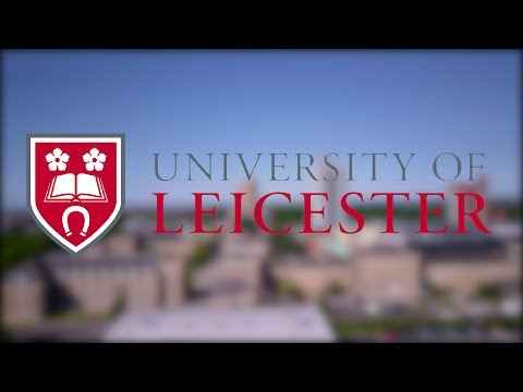 University of Leicester Campus Drone Footage (4K)