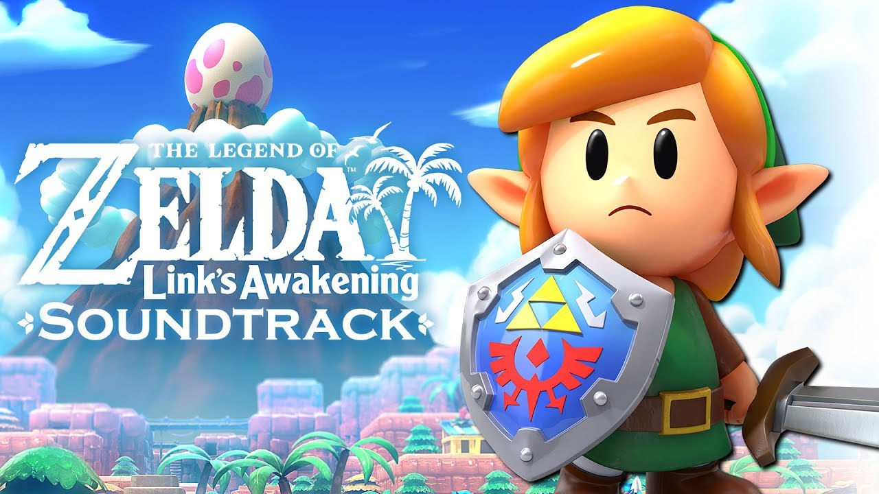 On The Beach With Marin The Legend Of Zelda Link S Awakening 2019 Soundtrack