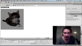 Lektion 1: En första titt på Adobe Dreamweaver.
