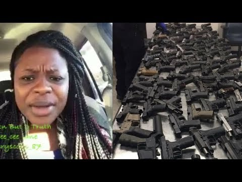 Montego Bay Jamaica Is At It's Worst Over 100 Guns What Is Happening To Our Little Island Dec 8 2017