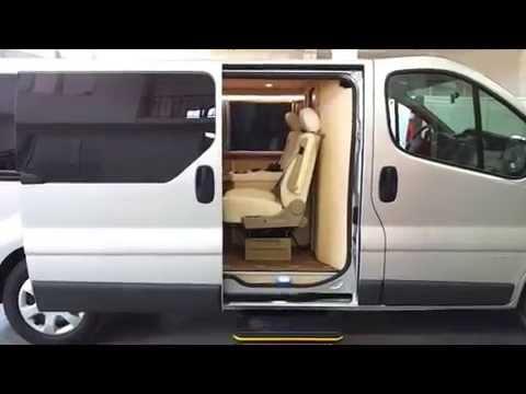 Vip Renault Traffic Power Automatic Sliding Door Asd