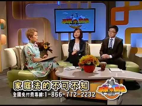Jian Kang Expert Hour Family Law Essentials P2