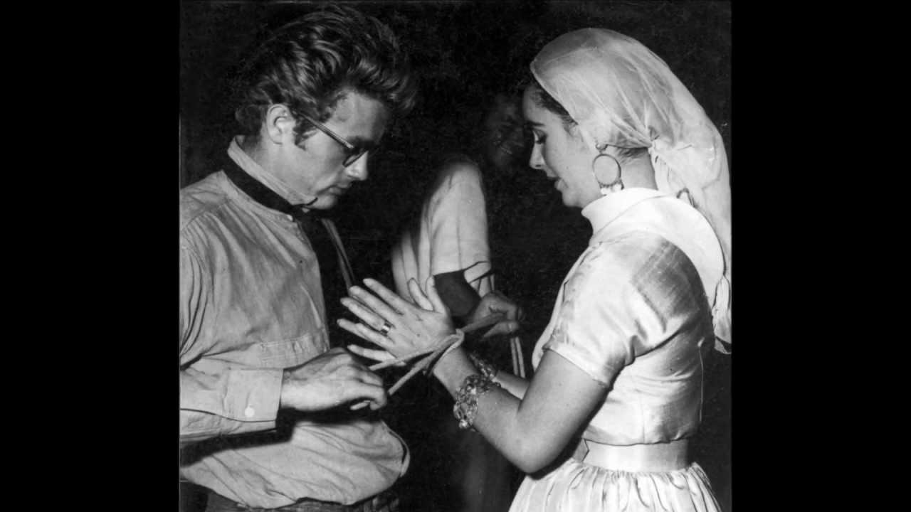 Download James Dean and Elizabeth Taylor