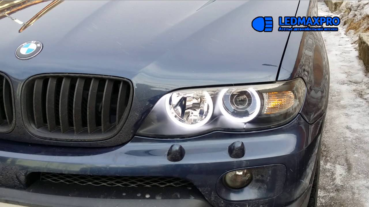 Презентация Нового BMW X5 - YouTube
