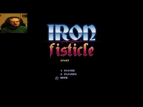 HAS IT ALWAYS BEEN THIS HARD??! [IRON FISTICLE]  