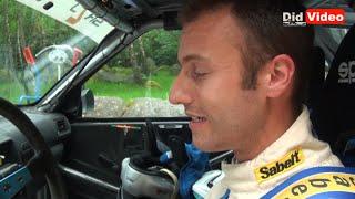 Essais Jonas Salier -rallye Ajolais 2015- [HD] Didvidéo