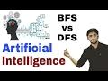 BFS vs DFS | Artificial Intelligence | (Eng-Hindi) | #12