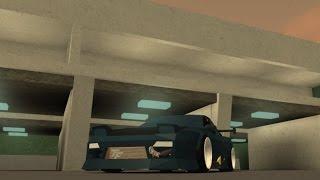 "Roblox ""Drifting"" in Heavy Clutch"