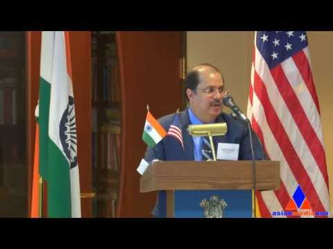 02-18-2015 India and the Midwest, An Economic Partnership Seminar