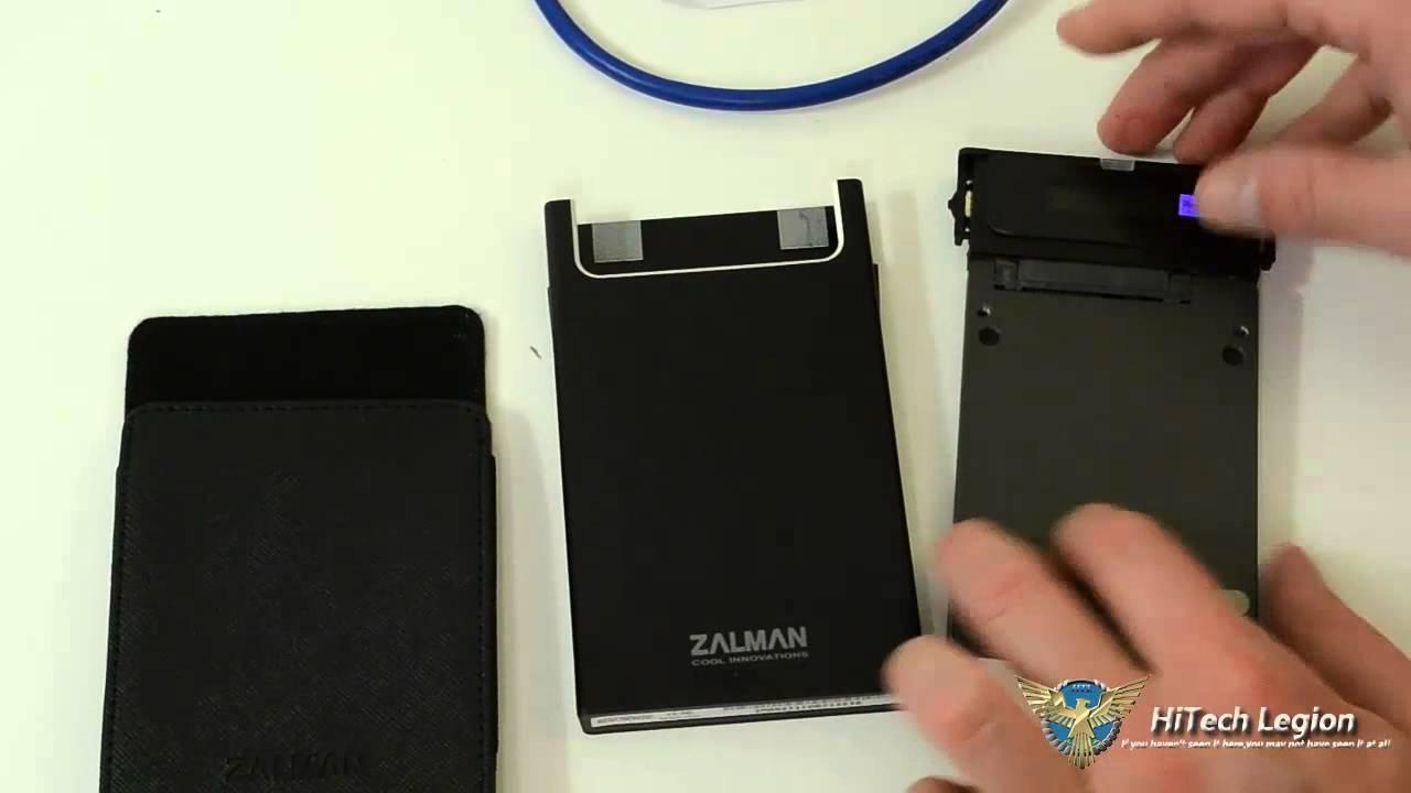 Zalman ZM-VE300 External HDD Drivers Download Free
