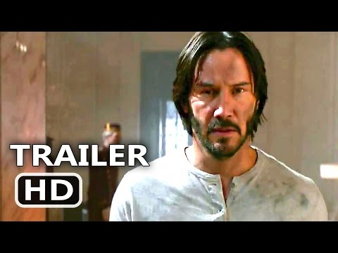 JΟHN WICK 2 Official Clip (2017) New Dog, Keanu Reeves Action Movie HD
