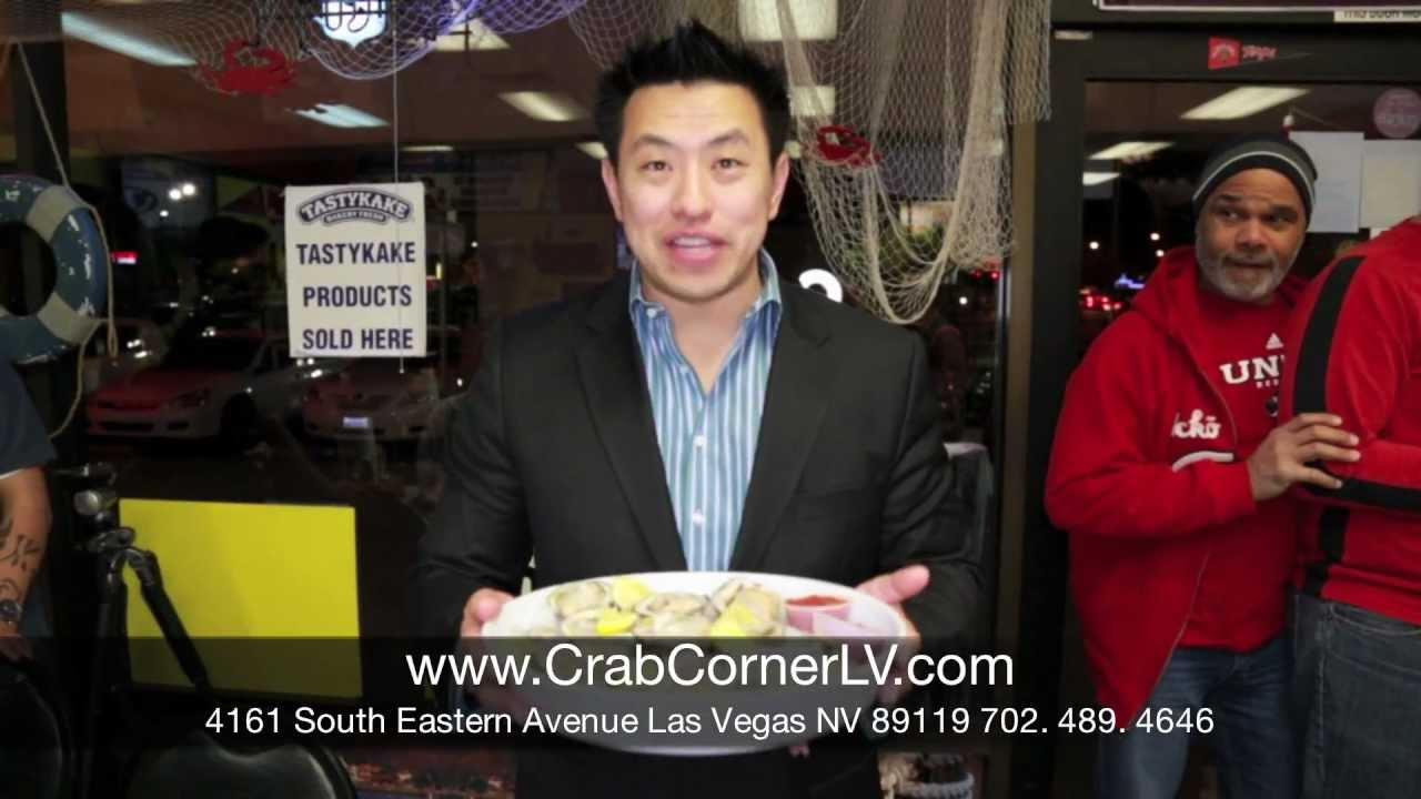best lobster in las vegas; crab corner maryland seafood house