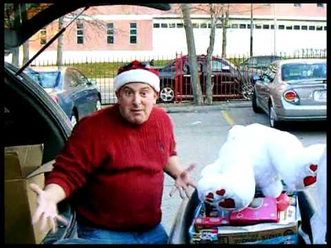 """The Bubble Music Man & Rob Peters Entertainment"""" Holiday Gift Drive"""