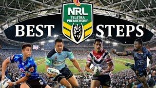 [NRL] Best Steps Compilation