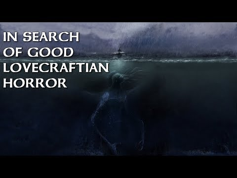 An in-depth look at Lovecraftian Video Games