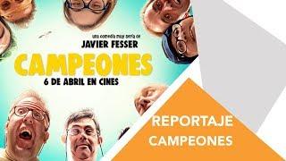 Premiere Campeones, la nueva película de Javier Fesser protagonizada por Javier Gutierrez