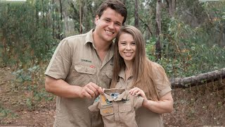 Bindi irwin is pregnant with her first child!