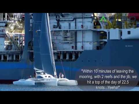 "Video: owner speaks out on ""Ineffable"", Rapido 60"