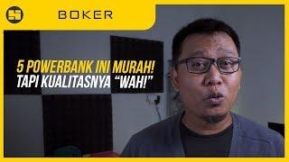 Rekomendasi 5 Powerbank Murah Yang… Ga Jelek-Jelek Amat thumbnail
