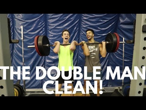 two-man-cleans