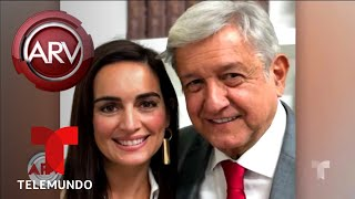Celebridades mexicanas que apoyan a AMLO | Al Rojo Vivo | Telemundo